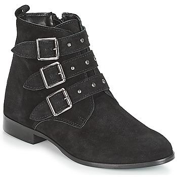 Chaussures Femme Boots André TIRA Noir