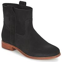 Chaussures Femme Boots André TITAINE Noir