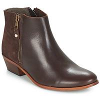 Chaussures Femme Boots André THAIS Marron