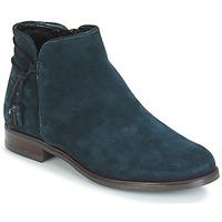 Chaussures Femme Boots André BILLY Bleu
