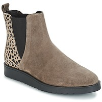 Chaussures Femme Boots André TRULY Beige
