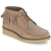Chaussures Femme Boots André TANVI Beige