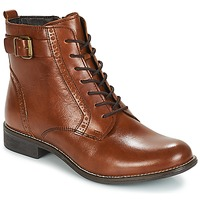 Chaussures Femme Bottines André CHEPTELA Marron