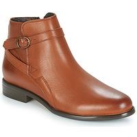 Chaussures Femme Boots André TACOS Marron