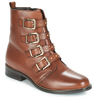 Chaussures Femme Boots André TODAY Marron