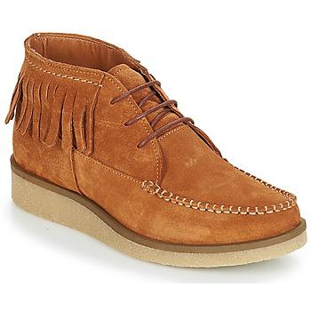Chaussures Femme Boots André TANVI Marron
