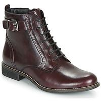 Chaussures Femme Boots André CHEPTELA Bordeaux