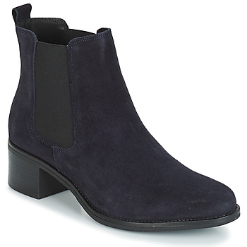 Chaussures Femme Bottines André CRUMBLE Marine
