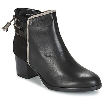 Chaussures Femme Bottines André TIRON Noir