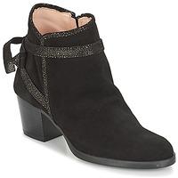 Chaussures Femme Bottines André ADENE Noir