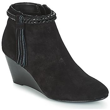 Chaussures Femme Bottines André FROYA Noir