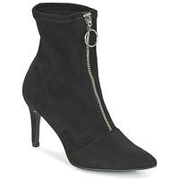 Chaussures Femme Bottines André FIRE Noir