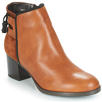 Chaussures Femme Boots André TIRON Marron