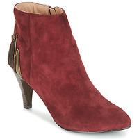 Chaussures Femme Boots André FICUS Bordeaux