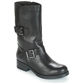 Chaussures Femme Bottes ville André TOPI Noir