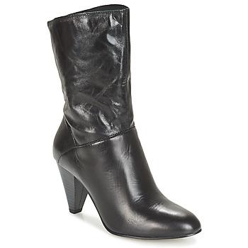 Chaussures Femme Bottes ville André FEVER Noir