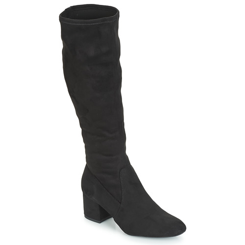 Chaussures Femme Bottes ville André FARFELUE Noir