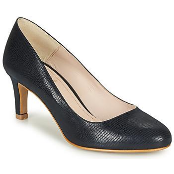 Chaussures Femme Escarpins André POMARA 3 Marine
