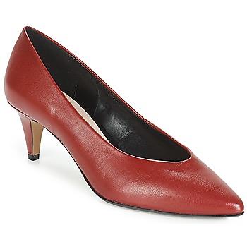 Chaussures Femme Escarpins André FREEDOM Rouge