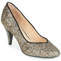 Chaussures Femme Escarpins André ANGELIE Doré