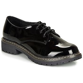 Chaussures Femme Derbies André NEBULEUSE Noir