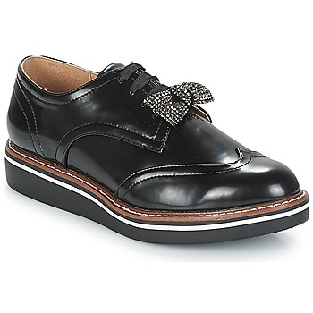 Chaussures Femme Derbies André TAXIWAY Noir