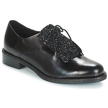 Chaussures Femme Derbies André FATOU Noir