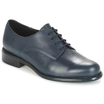 Chaussures Femme Derbies André LOUKOUM Marine
