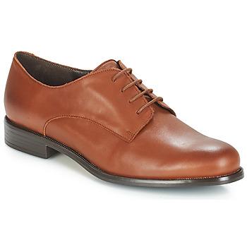 Chaussures Femme Derbies André LOUKOUM Marron
