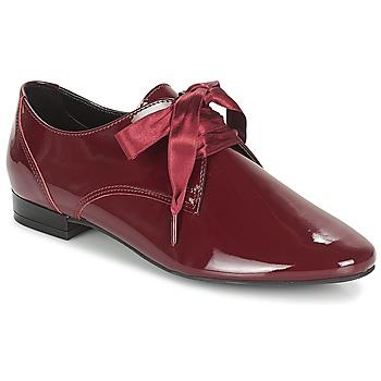 Chaussures Femme Derbies André GOURMANDISE Bordeaux