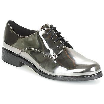 Chaussures Femme Derbies André LOUKOUM Argenté