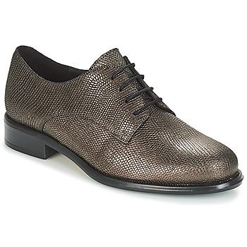 Chaussures Femme Derbies André LOUKOUM Bronze