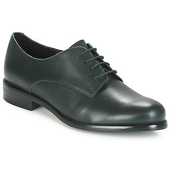 Chaussures Femme Derbies André LOUKOUM Vert