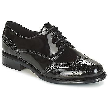 Chaussures Femme Derbies André FRAC Noir