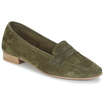 Chaussures Femme Mocassins André NAMOURS Vert