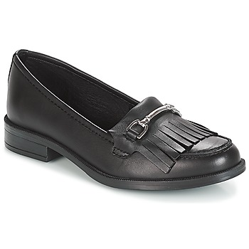 Chaussures Femme Mocassins André TYRI Noir