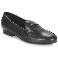 Chaussures Femme Mocassins André TIM Noir