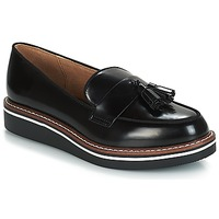 Chaussures Femme Mocassins André TAXI Noir