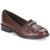 Chaussures Femme Mocassins André TYRI Bordeaux