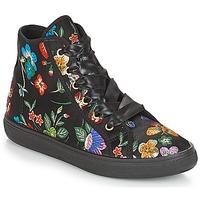 Chaussures Femme Baskets montantes André TONY Multicolor