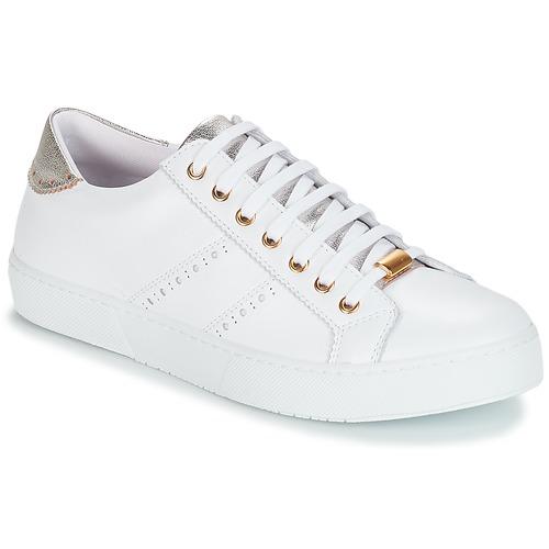 Chaussures Femme Baskets basses André BERKELEY Blanc