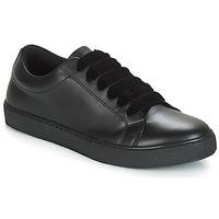 Chaussures Femme Baskets basses André THI Noir