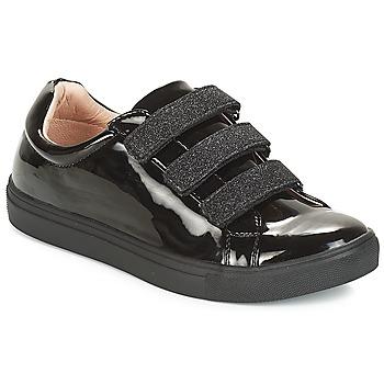 Chaussures Femme Baskets basses André THYMUS Noir