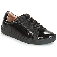 Chaussures Femme Baskets basses André THYMIE Noir
