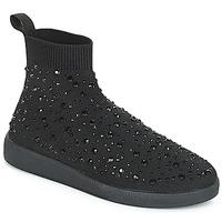 Chaussures Femme Baskets montantes André TINTA Noir