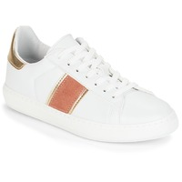 Chaussures Femme Baskets basses André FRISBEE Blanc