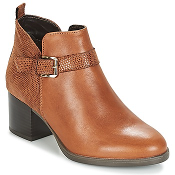 Chaussures Femme Boots André PATTY 3 Marron