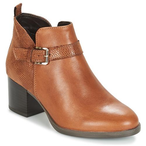 Chaussures Femme Bottines André PATTY 3 Marron