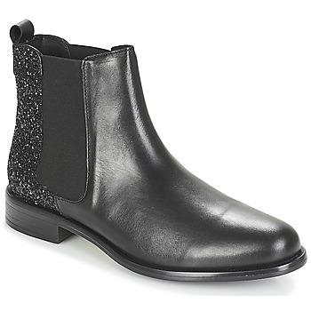 Chaussures Femme Boots André BEBOP Noir
