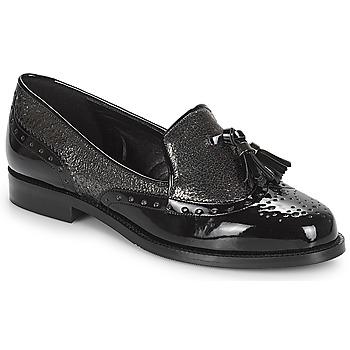 Chaussures Femme Mocassins André PELICAN Noir